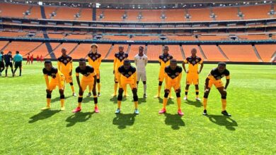 Amateur Football Set To Return To South Africa This Weekend!