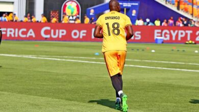Dennis Onyango Retires From International Football!