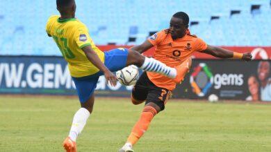 Gabadinho Mhango Is Very Happy To Qualify For AFCON 2022!