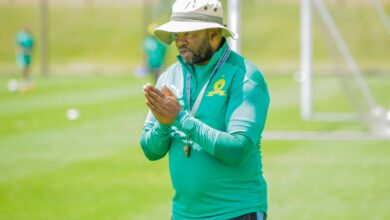Manqoba Mngqithi Believes Mamelodi Sundowns Can Do Better!