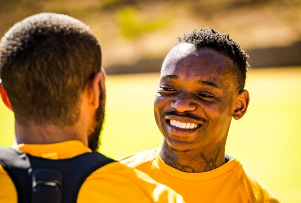 Gavin Hunt Ready For Kaizer Chiefs To Go Again This Evening!