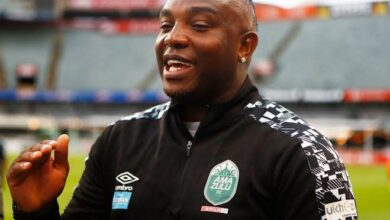 Benni McCarthy Delighted To Go Up To 3rd Position!