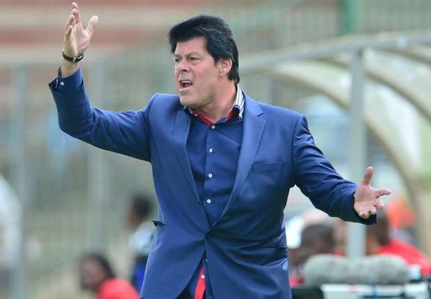 SAFCA Disapprove Of Luc Eymael's Appointment At Chippa United!