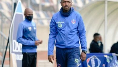 Siyabulela Gwambi Pleased With His Team's Fighting Spirit!