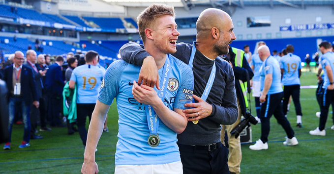 Kevin De Bruyne Signs Contract Extension with Manchester City!