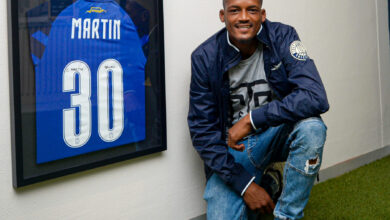 Craig Martin Set To Reach 100 Appearances For Cape Town City!