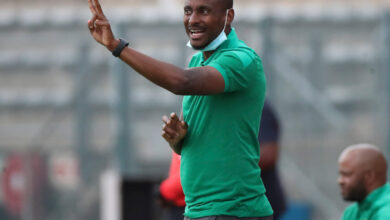 Rulani Mokwena Hopes That Mamelodi Sundowns Can Bounce Back!