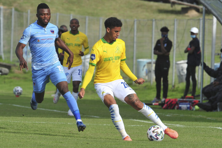 Manqoba Mngqithi Rues Missed Opportunities Against Chippa United!