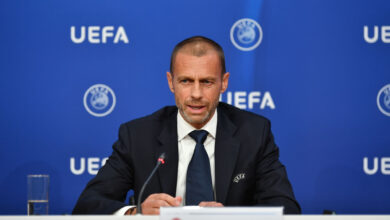 UEFA President Plans on Banning All Super League Players!