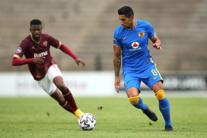 Leonardo Castro Calls On Kaizer Chiefs To Remain Focused!