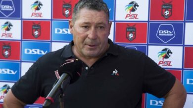 Steve Barker Wants Stellenbosch FC To Manage Games Better!