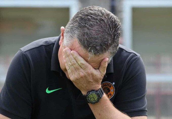 Gavin Hunt Continues To Bemoan Kaizer Chiefs' Lacklustre Defending!