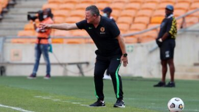 Gavin Hunt Believes Kaizer Chiefs Can Finish In The Top 5!
