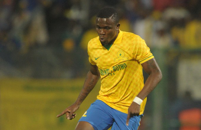 Luyolo Nomandela Is The First Signing Under The New Chippa Reign!