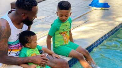 This Is The Lovely Family Of Midfielder Mpho Makola!