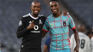 Mxolisi Macuphu Celebrates His Birthday With Former Teammate!
