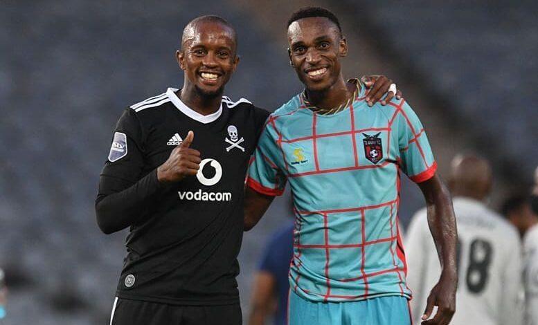 Mxolisi Macuphu Celebrates His Birthday With Former Teammate!