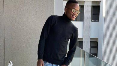 Tebogo Tlolane Is Mega Cool In His Nike Drip!