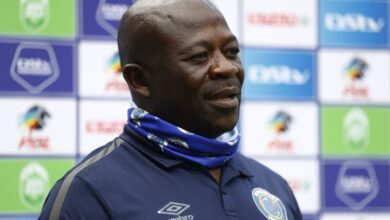 Kaitano Tembo Insists That They Did Not Deserve To Lose!