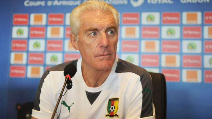 Hugo Broos Wants To Build A New Bafana Bafana Team!