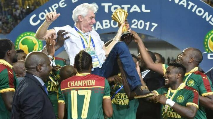 SAFA Announce Hugo Broos As Newest Bafana Bafana Head Coach!