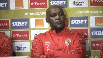 Pitso Mosimane's Camp Lambasts Mamelodi Sundowns Statement