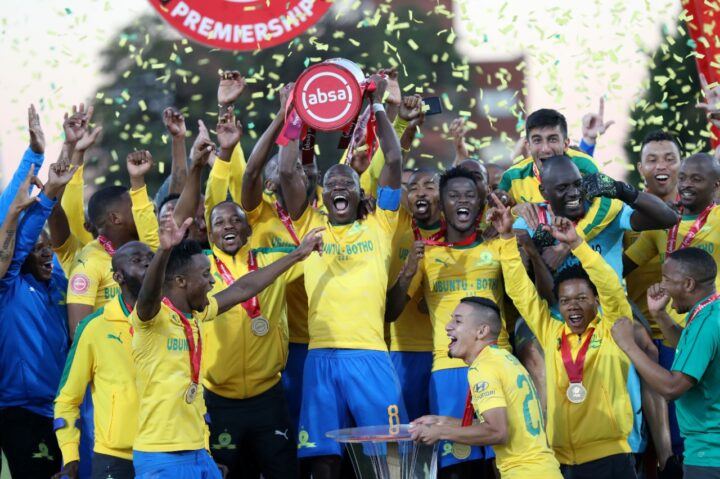 Mamelodi Sundowns Need One More Win To Secure League!