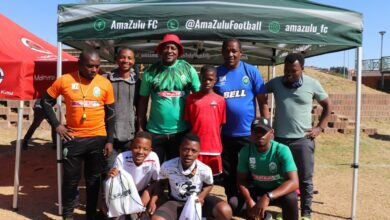 AmaZulu & BELL Equipment Host Successful Clinics in Gauteng!