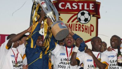 The Kaizer Chiefs Squad That Won Their First Ever Title In PSL Era!
