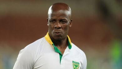 Mandla Ncikazi Awaits 3 Cup Finals For Golden Arrows!