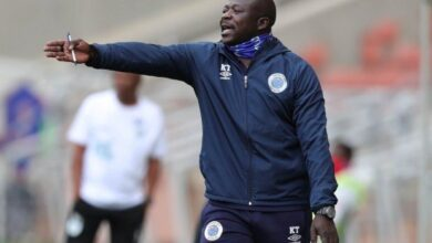 Kaitano Tembo Looking Forward To a Difficult Tshwane Derby!