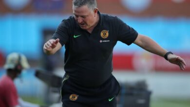 Gavin Hunt Bemoans The Same Mistakes From Kaizer Chiefs!