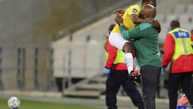 Manqoba Mngqithi Pleased With Professionalism Of His Players!