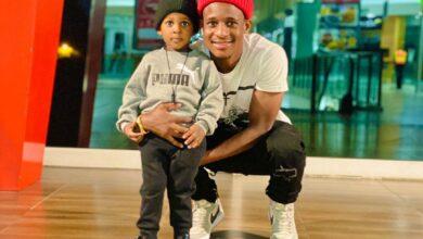 Talent Chawapiwa's Children Look Exactly Like The Forward!