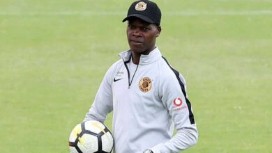 Arthur Zwane Insists That Kaizer Chiefs Must Play To Win Matches!