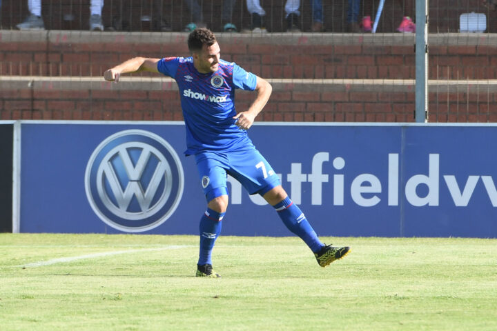 Bradley Grobler Signs Contract Extension With SuperSport United!