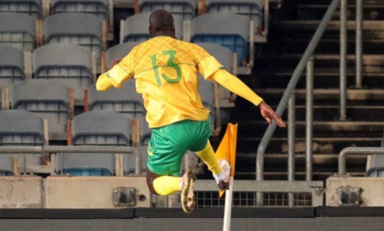 Bafana Bafana Beat Uganda After Coming From Behind in International Friendly!