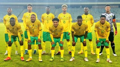 Bafana Bafana Announces Squad For Upcoming Cosafa Cup Next Month!