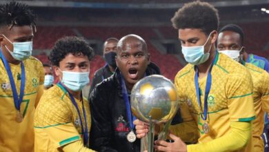 Rushine De Reuck Claims That Players Won COSAFA Cup for South Africans!