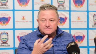 Football Fraternity Reacts To Gavin Hunt At Chippa United!
