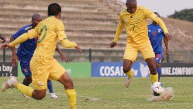 Bafana Bafana Defeat Eswatini to Top Cosafa Cup Group!