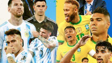 Copa America Final Preview: Argentina vs. Brazil!