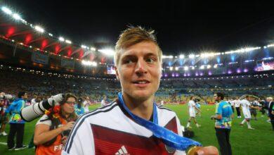 German Midfielder Toni Kroos Retires From International Football!