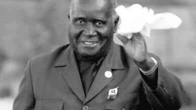 Dr Irvin Khoza Pays Tribute to Former Zambia President Dr Kenneth Kaunda!