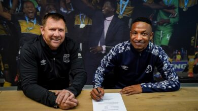 Cape Town City Sign Two Goalkeepers In Consecutive Days!