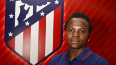 Banyana Banyana Forward Thembi Kgatlana Joins Spanish Giants Atletico Madrid!