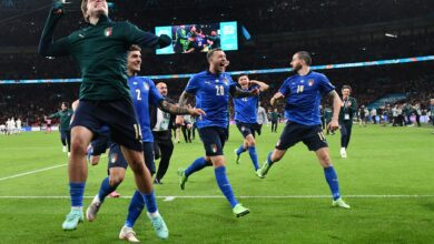 Italy Defeat Spain on Penalties to Reach Euro 2020 Final!