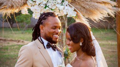 Edmilson Dove Marries His Girlfriend In The Close Season!