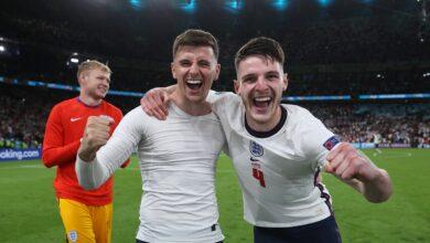 England Defeat Denmark to Reach Euro 2020 Final!