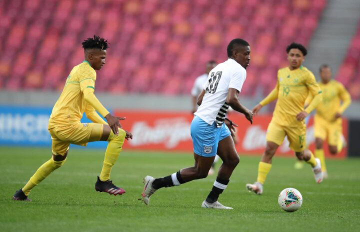 Kaizer Chiefs Sign Thabani Austin Dube from Richards Bay FC!